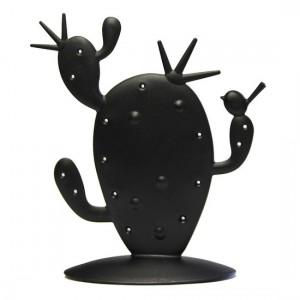 presentoir-a-bijoux-rigolo-koziol-cactus-pierce-noir