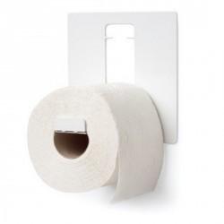 Porte papier wc design mural blanc pulpo charles
