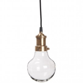 ib laursen suspension ampoule retro vintage laiton 1255-00