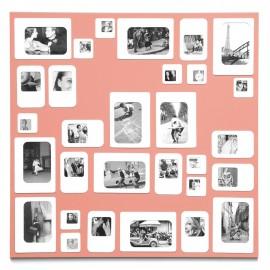 presse citron m30 pele mele mural carre rose nude