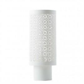 Lampe à poser photophore porcelaine Pols Potten Flowers