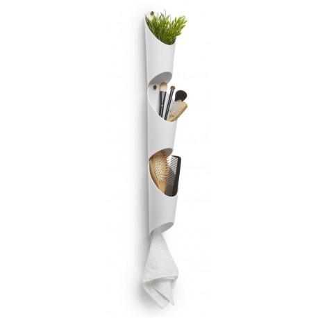 umbra floralink etagere murale jardiniere vide poche set de 3 1010224-660