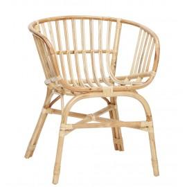 hubsch fauteuil rotin naturel 310310
