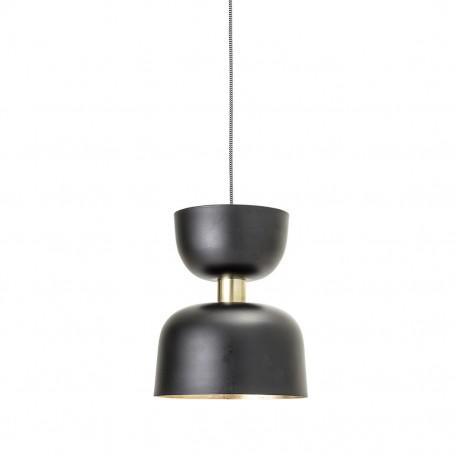 bloomingville suspension design metal noir laiton 82040770