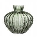 Vase verre Bloomingville Glass vert