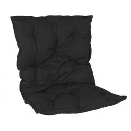 coussin matelas pour fauteuil ib laursen noir 6500-24