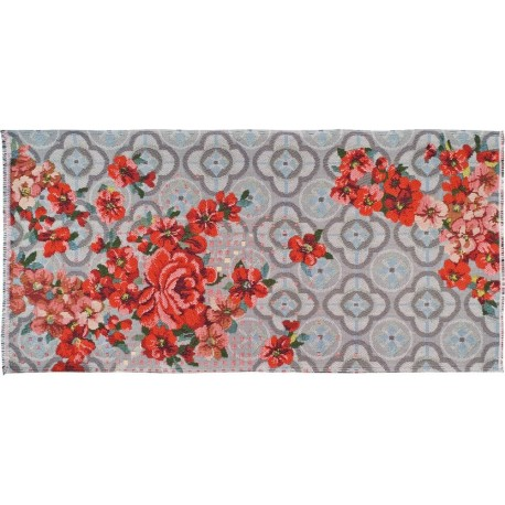 miho unexpected things bittersweet tapis vintage fleuri tapps336