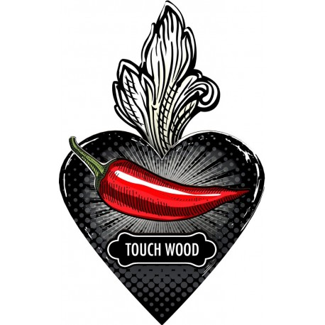 miho unexpected things coeur ex voto decoratif touch wood