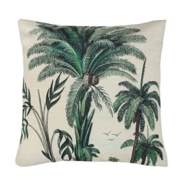 Coussin palmiers HK Living palm trees