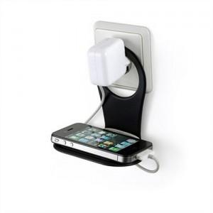 support-telephone-portable-design-driinn-noir