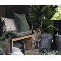 ib laursen banc rustique en bois style campagne 2199-00