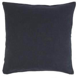 Grande housse de coussin lin carrée IB Laursen bleu