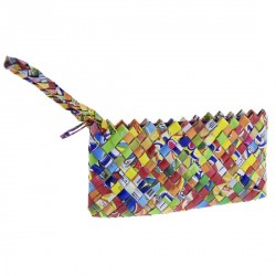TROUSSE EMBALLAGE RECYCLE MULTICOLORE TASSEL
