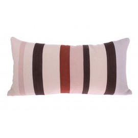 Coussin rectangulaire long rayures HK Living