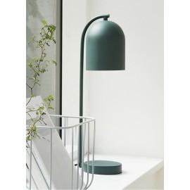 Lampe de table métal vert Hübsch