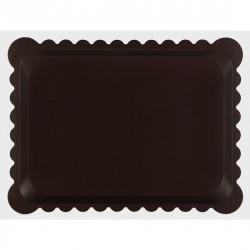 Plateau de service petit beurre platex chocolat