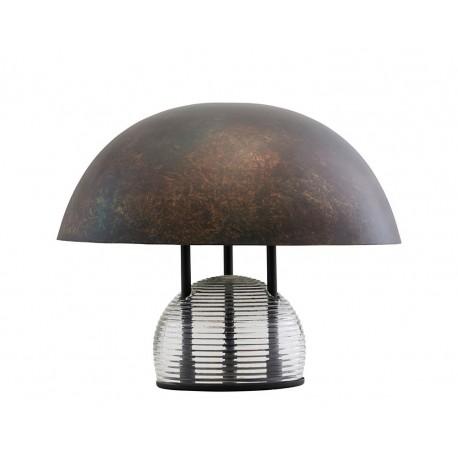 house doctor umbra lampe de table vintage metal gb0175