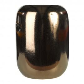 pols potten pill tabouret bout de canape ceramique cuivre 240-030-010
