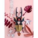 decoration murale scarabee doryphore studio roof giant stag beetle
