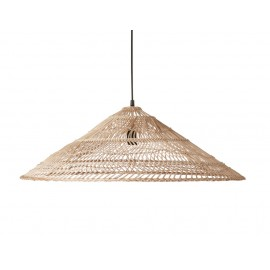 suspension parasol design osier tresse hk living triangle VOL5033