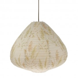 suspension japonaise coton imprime vegetal hk living vlk2010