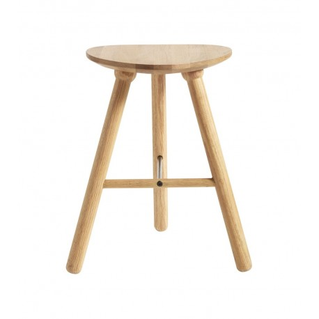 muubs tabouret trepied bois chene clair 9340000109