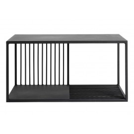 muubs denver etagere murale design metal noir 9010000016