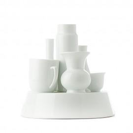 pols potten hong kong vase design porcelaine 230-205-004