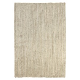 nordal grand tapis en jute naturel 160 x 240 cm