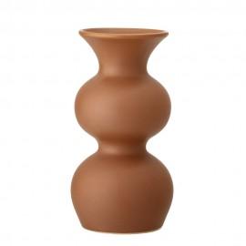 bloomingville vase terracotta gres 82046207