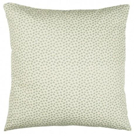 ib laursen housse de coussin motif delicat vert clair 50 x 50 cm 1910-81