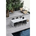 muubs cool chaise design gris anthracite polypropylene