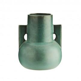 madam stoltz vase design terracotta vert