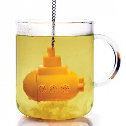 BOULE A THÉ ORIGINALE YELLOW SUBMARINE TEA SUB