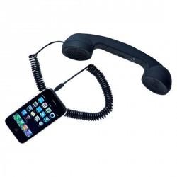 Moshi moshi pop phone combiné noir