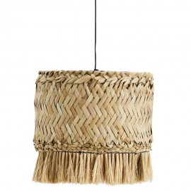 madam stoltz suspension naturelle fibre vegetale tressee