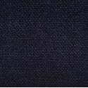 pols potten cosy fauteuil de table rembourre tissu bleu fonce