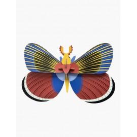 Grand papillon mural décoratif Studio Roof