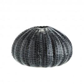 Petit vase oursin de mer grès Madam Stoltz gris