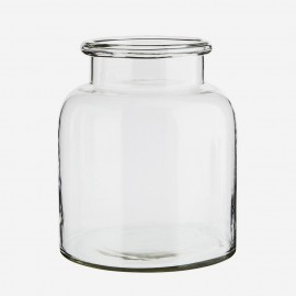 vase bocal terrarium verre transparent madam stoltz