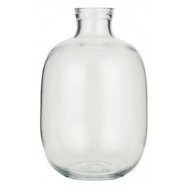 dame jeanne vase en verre transparent ib laursen