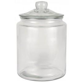 bocal cuisine verre vintage ancien xl couvercle verre ib laursen 5 litres