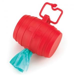 mini-baril-doggie-bag-barrel-umbra-rouge