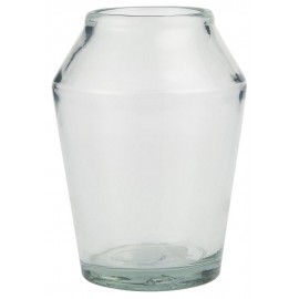 Vase verre conique IB Laursen