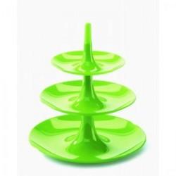 Coupe à fruits verte design babell L koziol