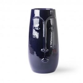 hk living vase masque bleu