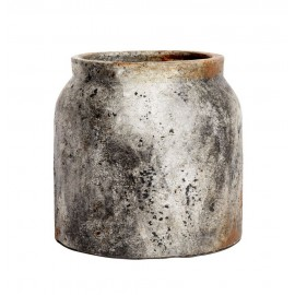 muubs jar echo 28 pot vase terre cuite rustique muubs