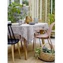 bloomingville chaise style scandinave barreaux noir plastique