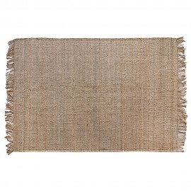grand tapis en jute naturel hk living 200 x 300 cm