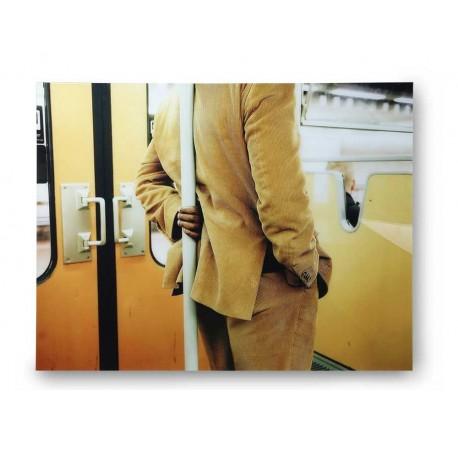 hk living tram tableau photo sur plexiglas